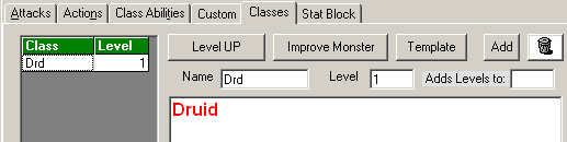 dm genie documentation classes frame